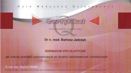 dr n. med. Bartosz Jadczyk 23