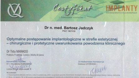 dr n. med. Bartosz Jadczyk 18