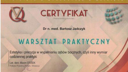 dr n. med. Bartosz Jadczyk 17