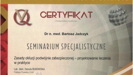 dr n. med. Bartosz Jadczyk 16