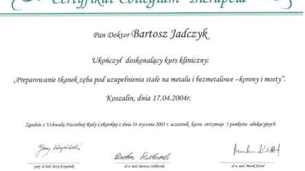 dr n. med. Bartosz Jadczyk 12