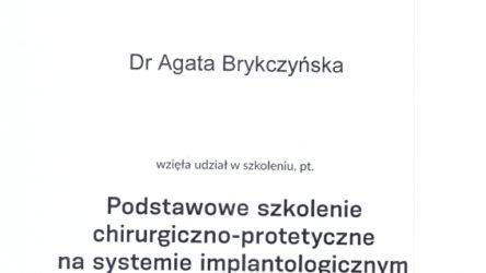 dr Agata Brykczyńska 9