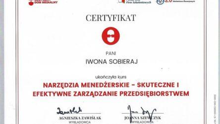 mgr Iwona Sobieraj 1