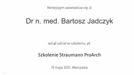 dr n. med. Bartosz Jadczyk 8