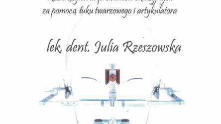 dr Julia Rzeszowska 5