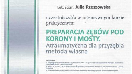 dr Julia Rzeszowska 4