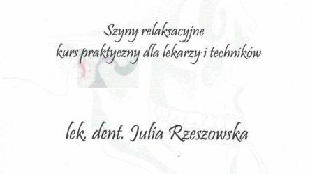 dr Julia Rzeszowska 3