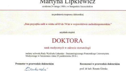 dr n. med. Martyna Lipkiewicz 4