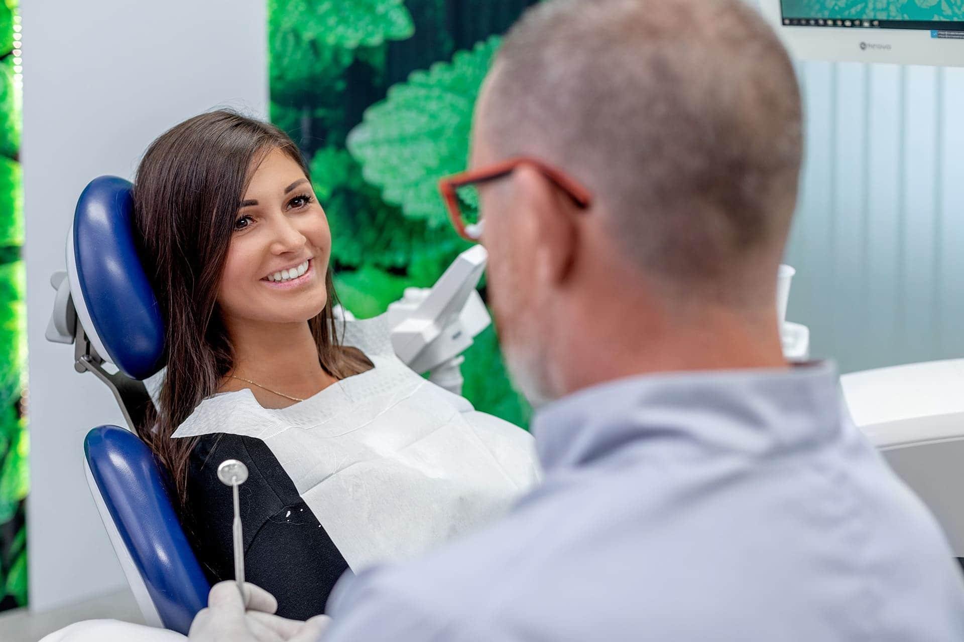 Jadczyk - leczenie zębów uPacjentów zdentofobią