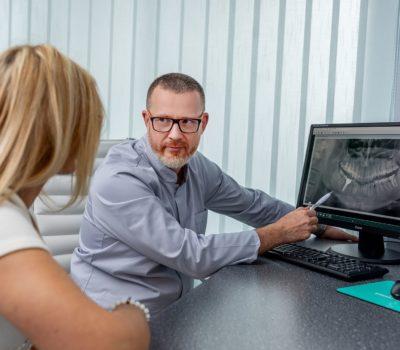 Przeciwwskazania do leczenia implantami 1