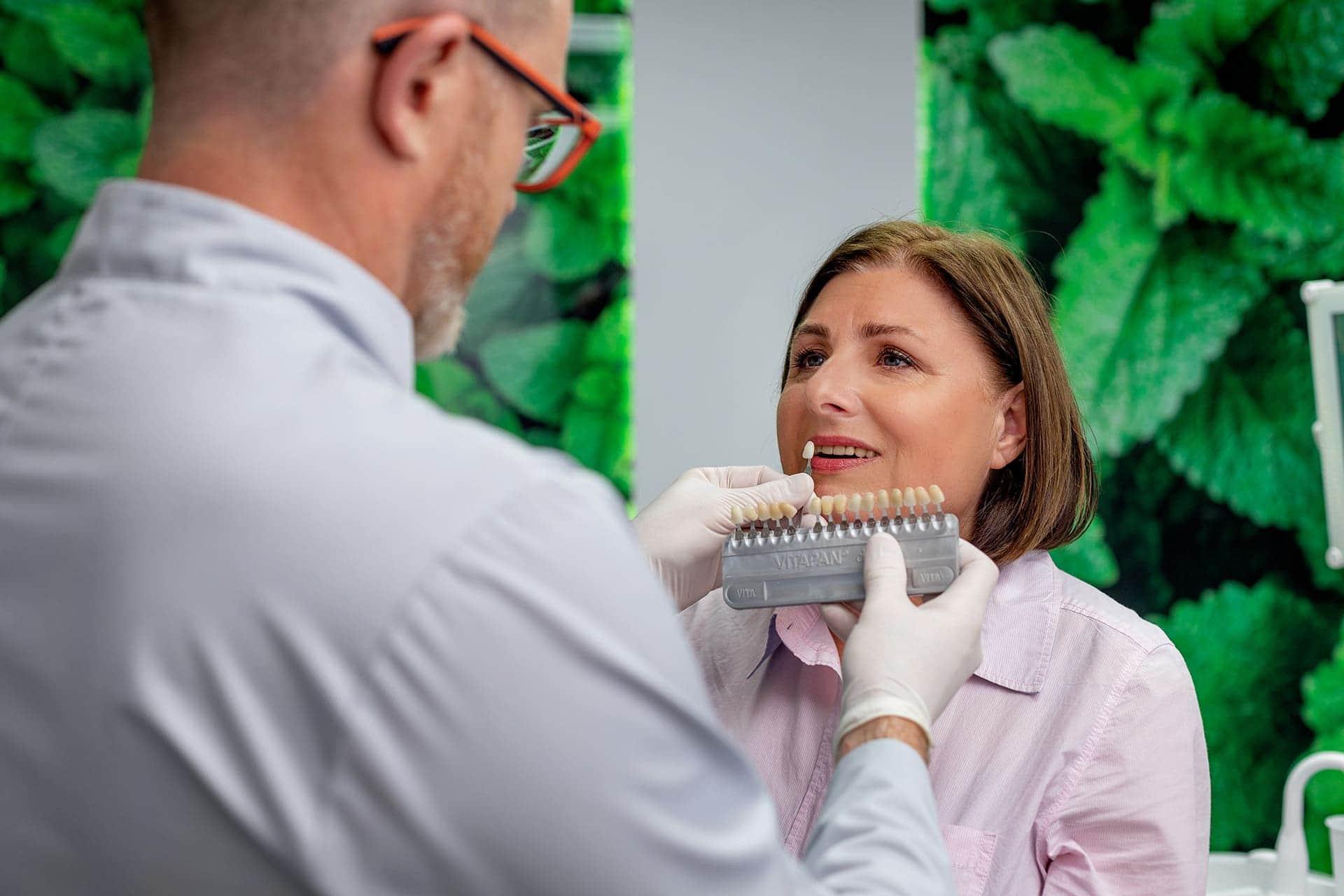 Proteza naimplantach - dr Jadczyk