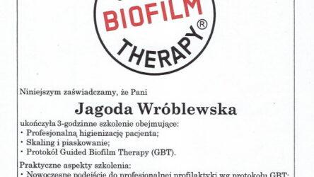 dypl. hig. Jagoda Wróblewska 9